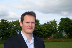 Picture of Mike Giles – groepsdirecteur marketing