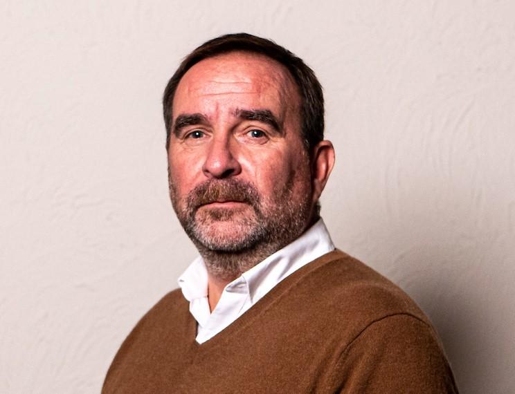 Picture of Wim Braeckman – CFO