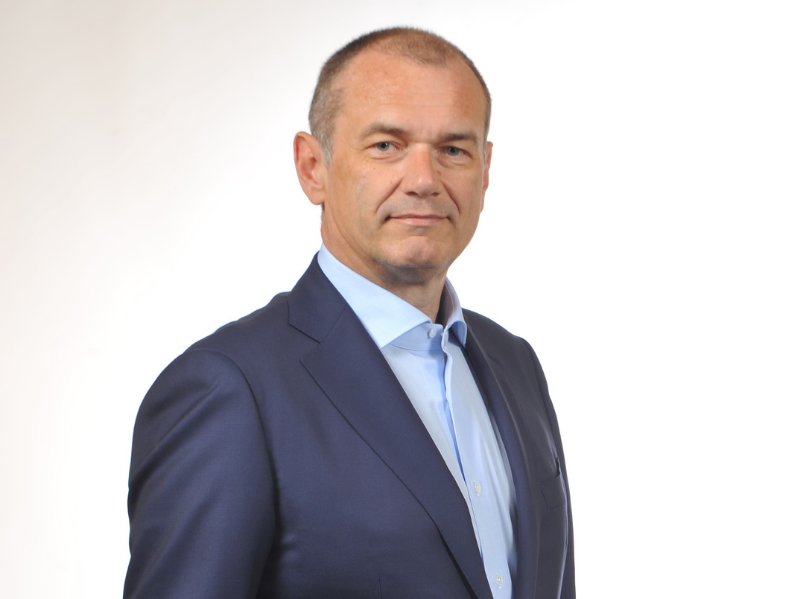 Picture of Ludwig Caluwé – CFO